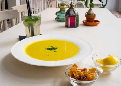 LAWRENCE berlin mitte Lentil Soup